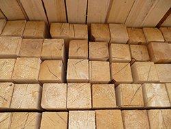 Что такое деревянный брус